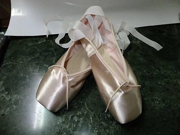 新硬鞋2012.1入手