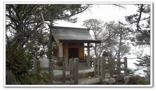 西峰山神廟