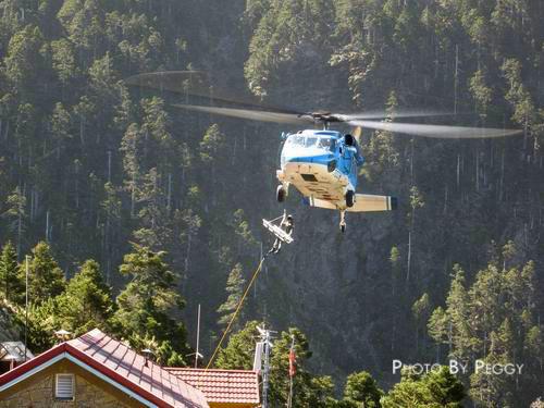 救護直昇機