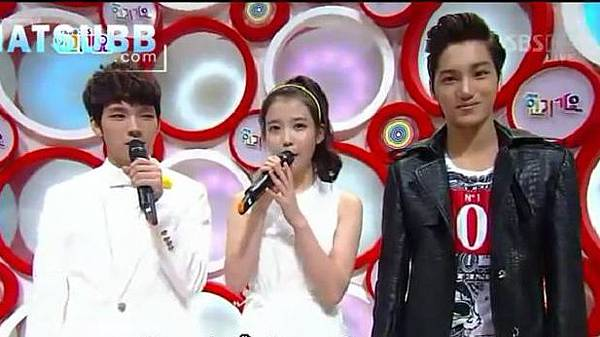 120527 SBS KAI MC Cut