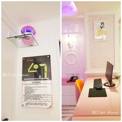 親子主題汽車旅館-優勝美地-捕蚊燈與電腦.jpg