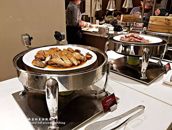 台中飯店推薦-全國大飯店-晚餐燒鵝.jpg