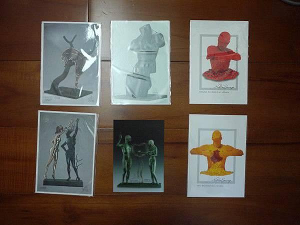 展覽明信片交換(同片交換)(2012/09/05於PC版發文後陸續徵得)(剩夏娃蛇)