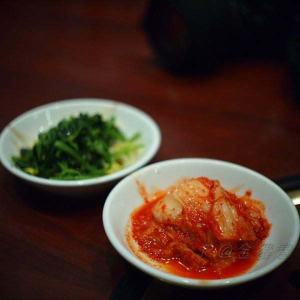 金羅寶 -- 泡菜