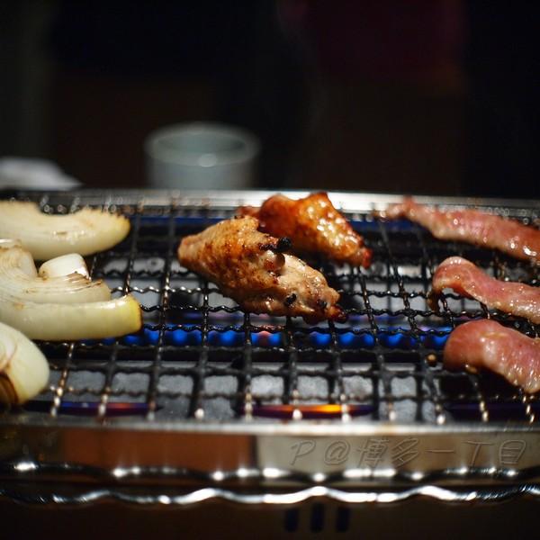 博多一丁目 -- 烤雞翅