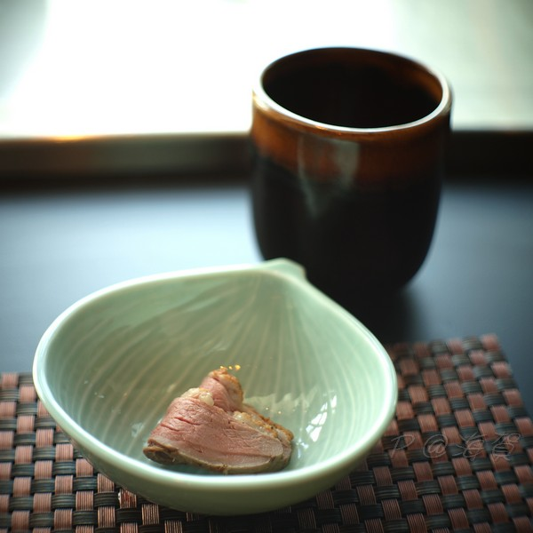 海賀 -- 合鴨煮