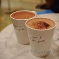 Agnes b. Cafe l.p.g. - 提拉美蘇風味熱可可 & 焦糖燉蛋風味熱可可