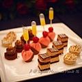 澳門十六浦索菲特大酒店 -- 小甜點