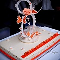 Sugar - 漂亮也好吃的一週年紀念蛋糕