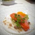 Tuscany by H -- 慢煮鮭魚