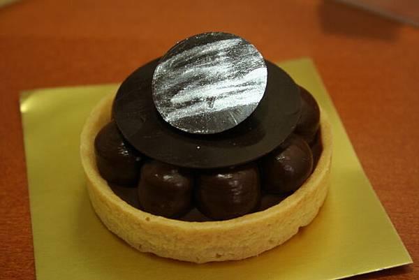 Le Gouter Bernardaud -- 薄荷巧克力塔