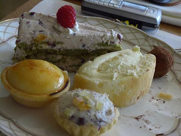Tiffin -- 甜點 (1)