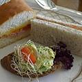 Tiffin -- 各式三明治