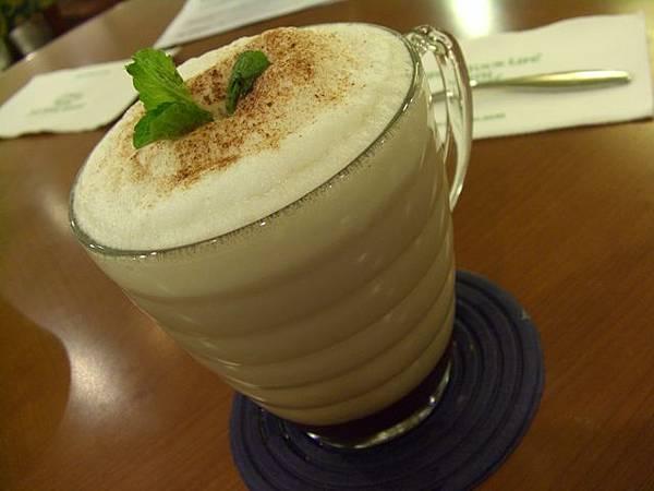 H-Tea-O -- 摩洛哥薄荷巧克力茶
