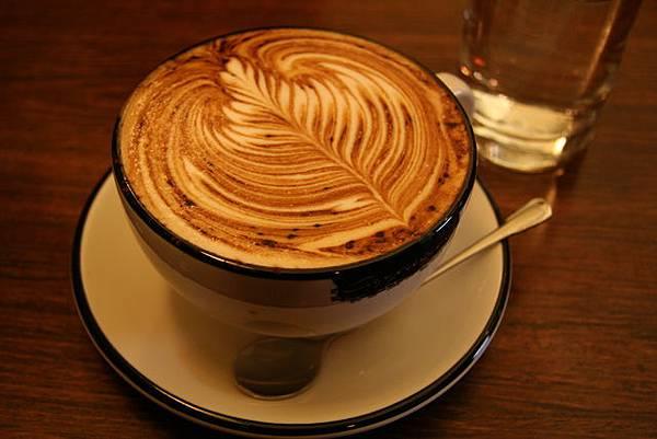 哲學咖啡館 -- 提拉美蘇拿鐵