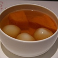 囍宴甜藝 -- 薑湯漏黃湯圓