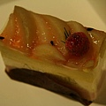 Antique -- 熱情果蜜桃慕絲蛋糕