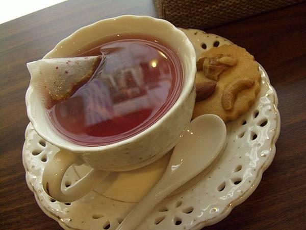 Teresa Festival -- 橙花薑茶