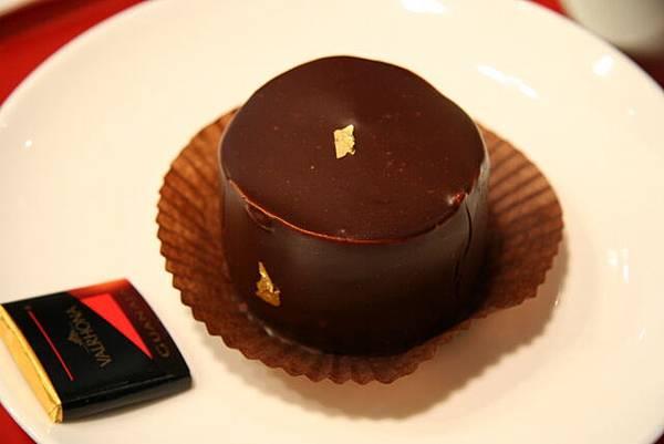 Illy -- 巧克力蛋糕