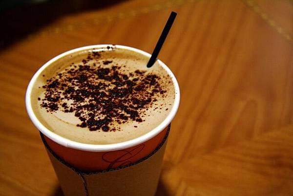 Coffee Crema -- 薄荷摩卡咖啡