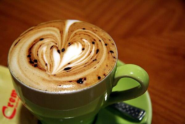 Coffee Crema -- 卡布奇諾咖啡