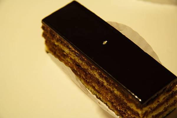 Amour Fantasia -- 歐培拉巧克力蛋糕