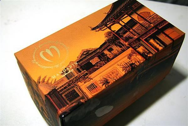 文華餅店 -- 盒子