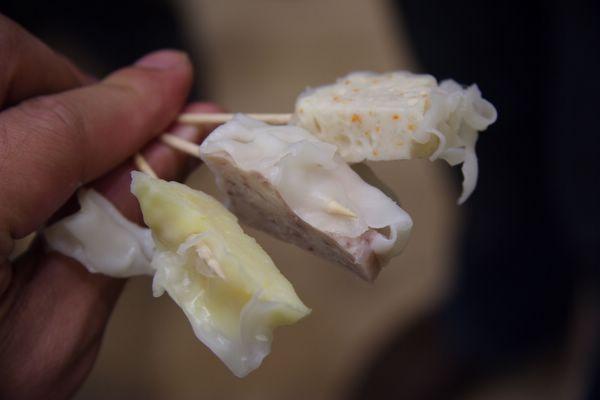 Sogo北海道物產展 -- 燒賣試吃