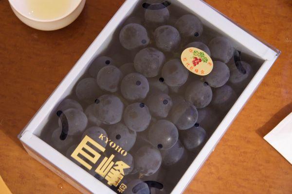 大阪Sogo -- 巨峰葡萄