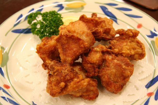 北極星 -- 炸雞 (鶏の唐揚げ)