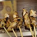 秋吉 -- 烤雞皮 (若皮)