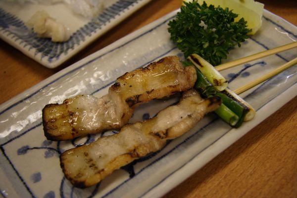 秋吉 -- 烤五花肉 (豚バラ)
