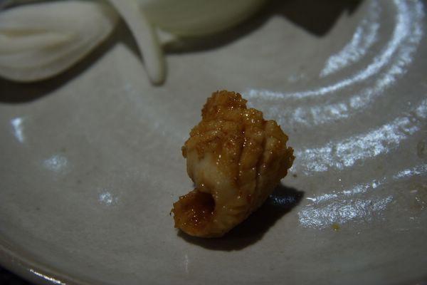 金泉苑 -- 烤好了的牛胃