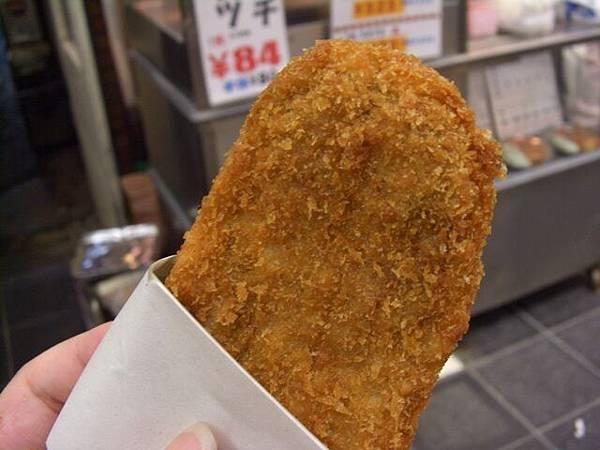 黑門坂本 -- 和牛絞肉可樂餅