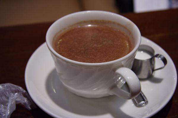 不知名咖啡店 -- 巧克力