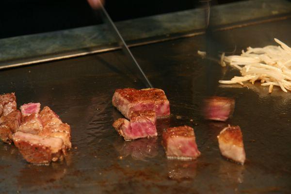 Tor Road Steak Aoyama -- 再切 (3)