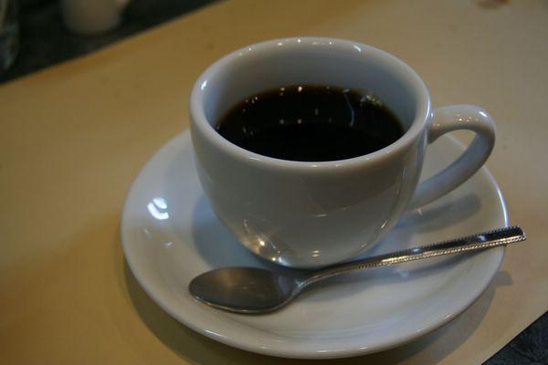 Tor Road Steak Aoyama -- 咖啡