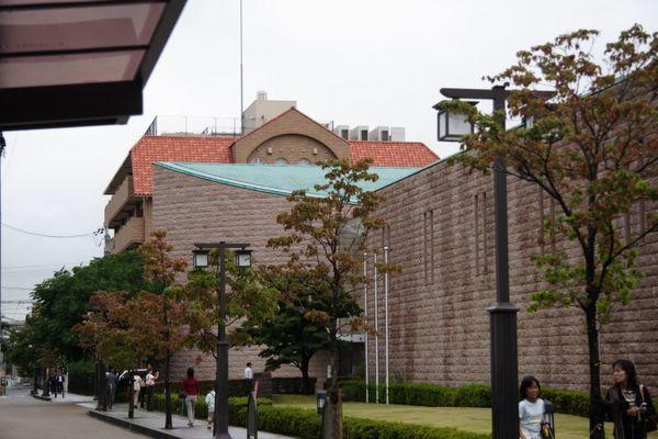 速食麵發明紀念館 -- 外觀