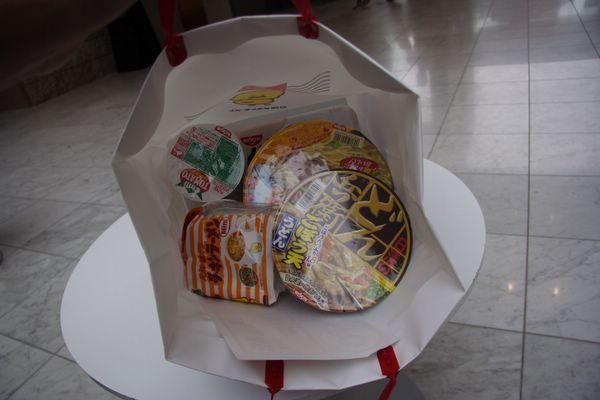速食麵發明紀念館 -- T 的戰利品 (1)