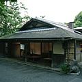 瓢亭 -- 店門前