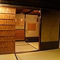 瓢亭 -- 廂房