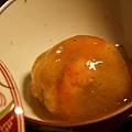 瓢亭 -- 冬瓜づつみ冷製あんかけ
