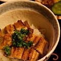 瓢亭 -- 白燒鱧魚