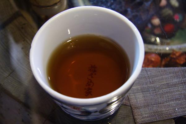 祢ぎめ家 -- 麥茶