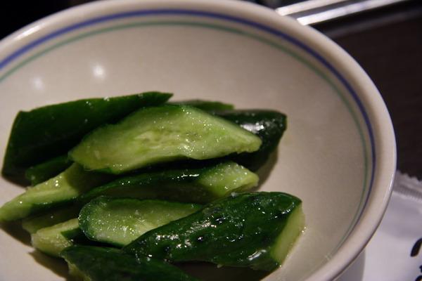 神樂食堂 串家物語 -- 酸漬小黃瓜