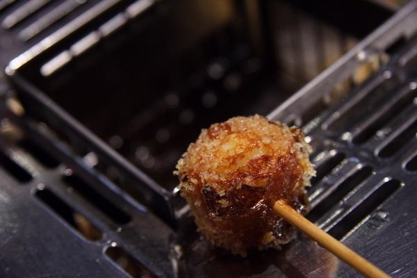 神樂食堂 串家物語 -- 起司魚糕卷