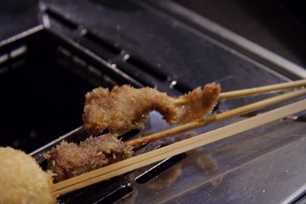 神樂食堂 串家物語 -- 牛柳、豬五花肉