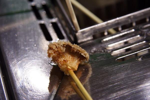 神樂食堂 串家物語 -- 香菇