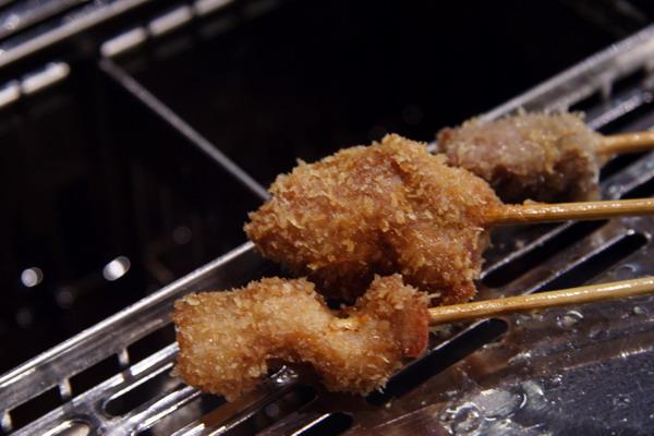 神樂食堂 串家物語 -- 豬五花肉、雞腿、牛柳