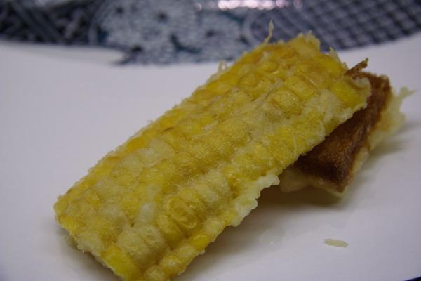 八坂園堂 -- 玉米 & 蝦吐司
